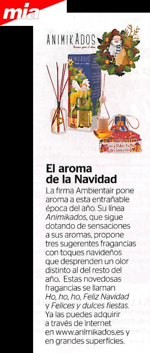 """<span class=""""light"""">Revista</span> Mia – Noviembre 2014"""