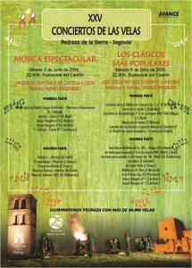 Cartel Pedraza 2016