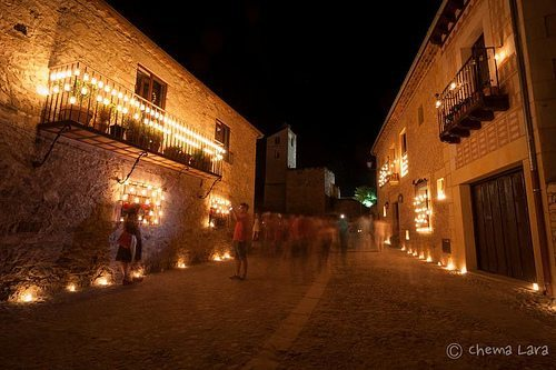 Sorteo Concierto de las Velas en Pedraza 2015
