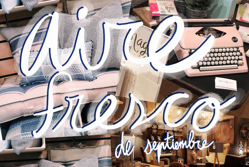 #Deco: aire fresco de Septiembre