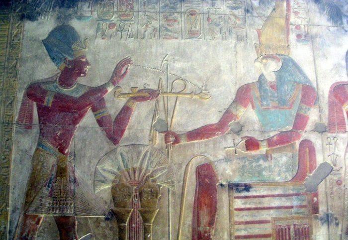 Historia del ambientador (I): los aromas del Antiguo Egipto