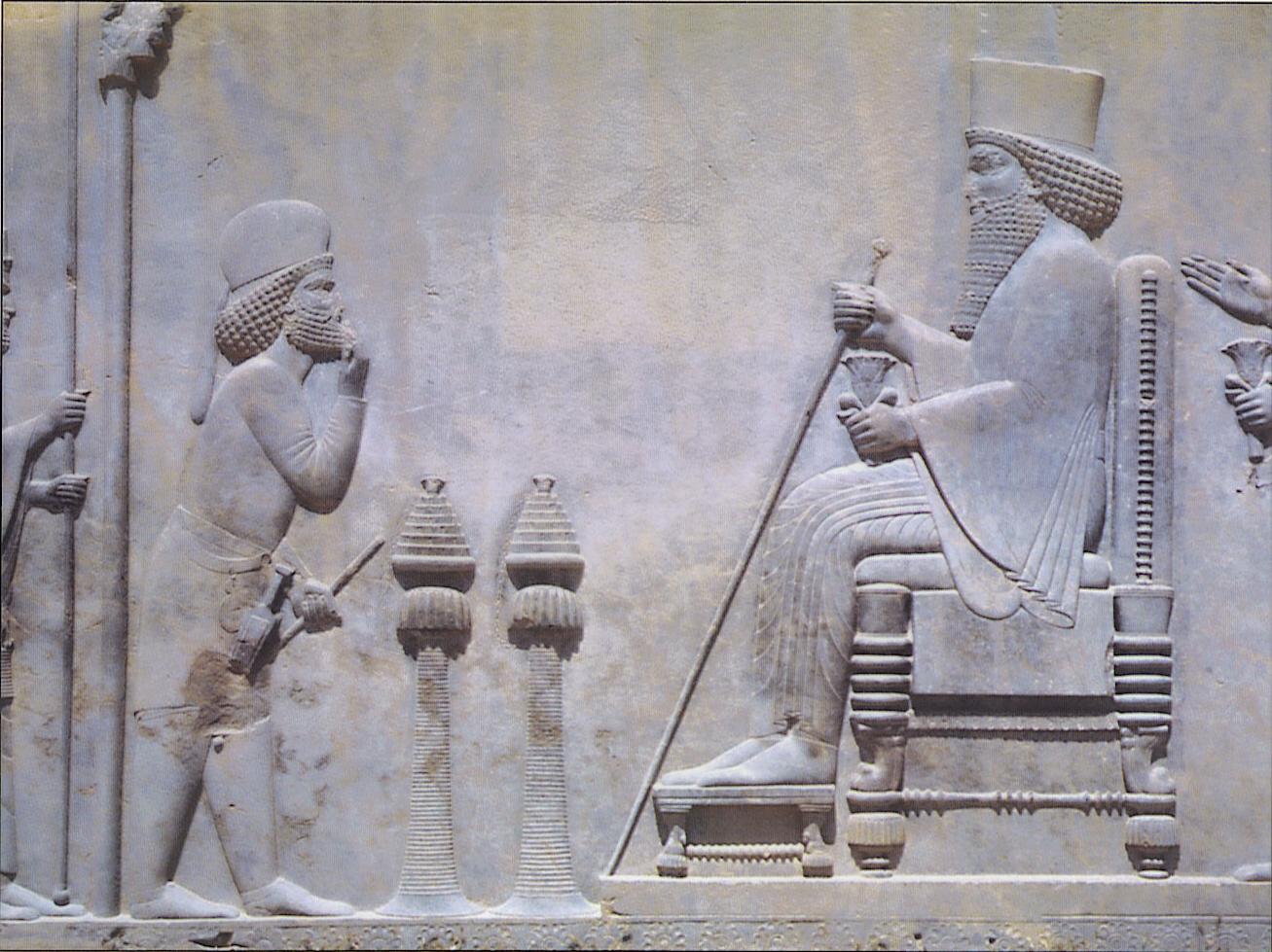 Historias del ambientador (II): lo mejor de las flores persas y babilónicas