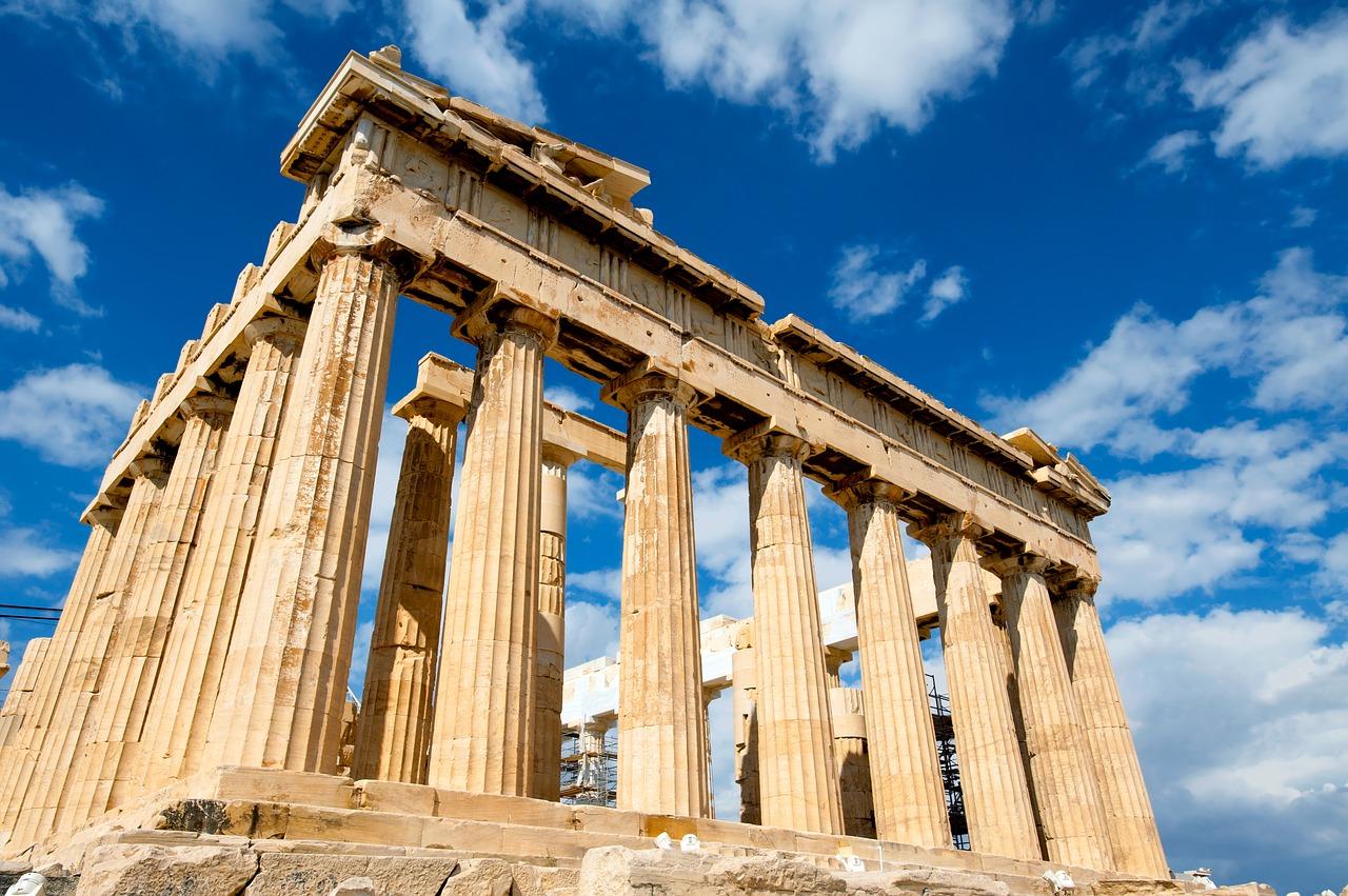 Historia del ambientador (III): ambientadores en Grecia