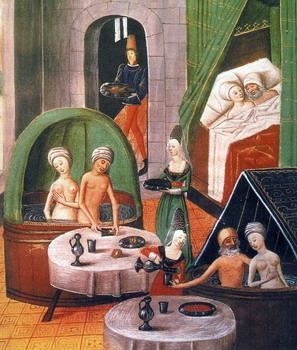 Historia del ambientador (VI): ambientadores en la Edad Media