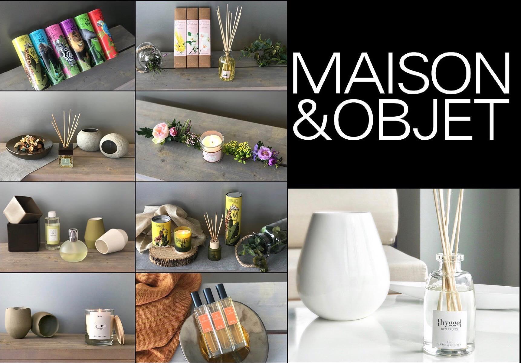 Comienza la Feria Internacional París MAISON & OBJET.
