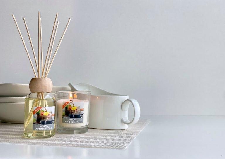 Ambientador para la casa (I): Aromas para la entrada