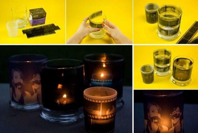 Unas velas de cine